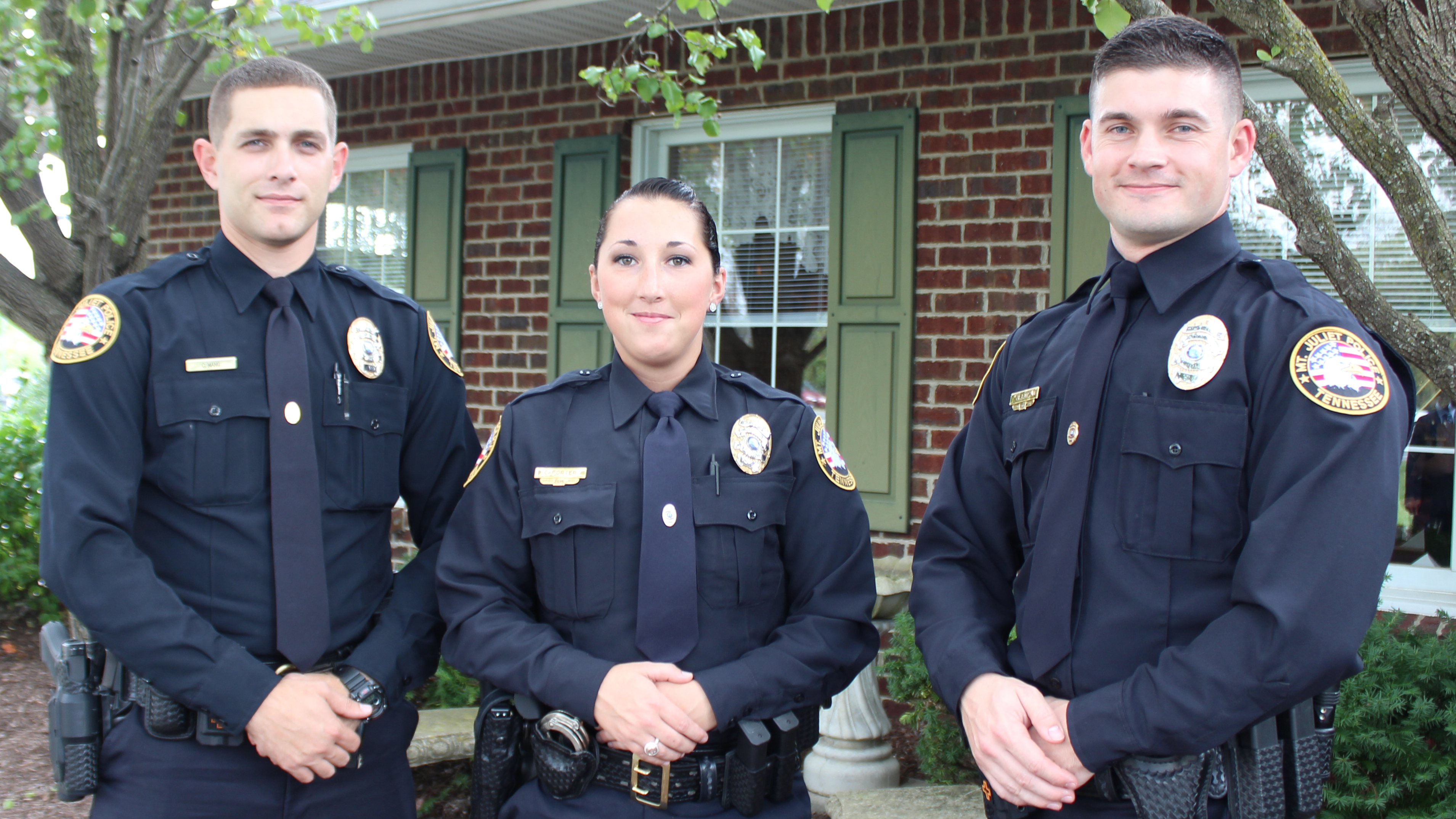 Mt. Juliet Police Officers Graduate from Police Academy – Mt. Juliet Police Newsroom