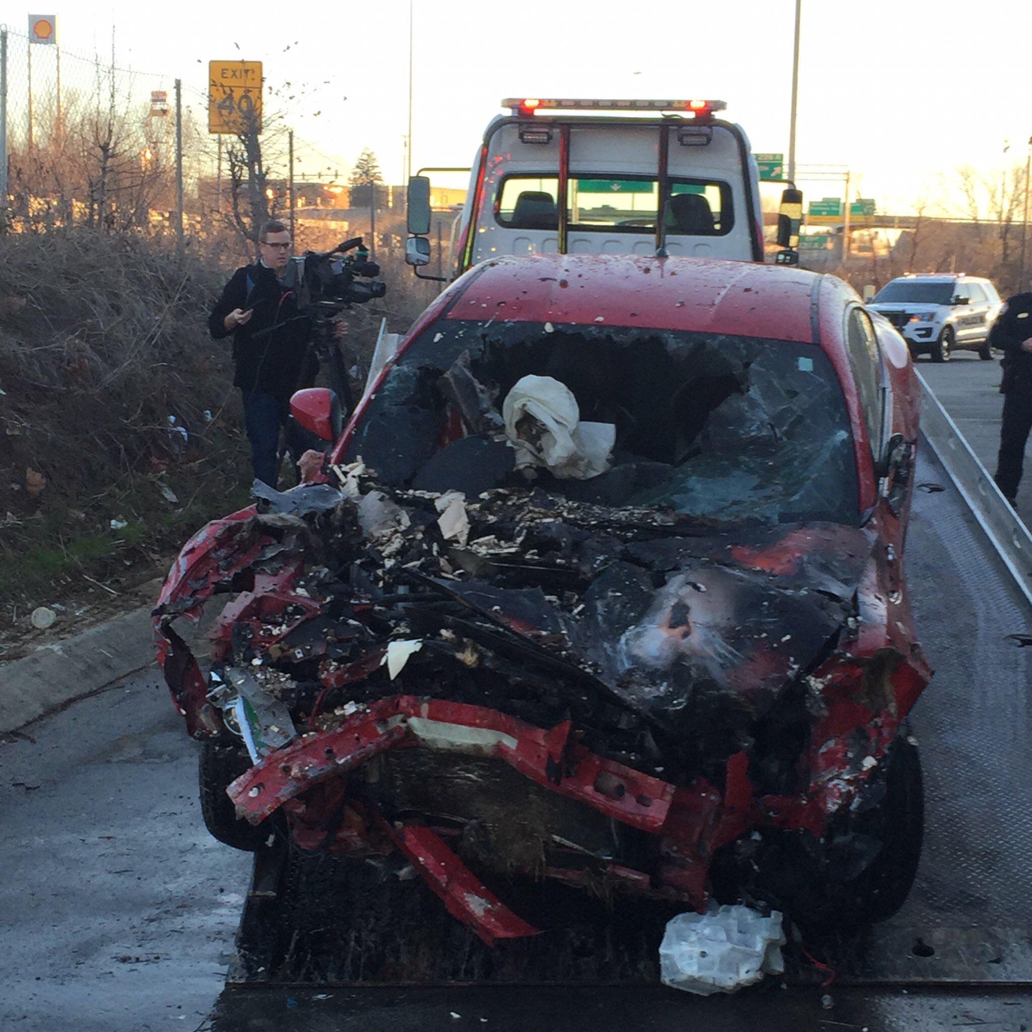 Investigation Complete Into Fiery Car Crash Mt Juliet